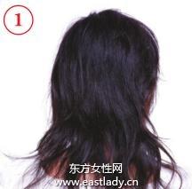 马尾辫发型设计让秀发也优雅起来