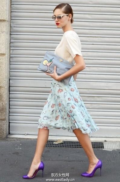 2013年最热的尖头高跟鞋让你女人味十足