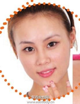 优雅气质名媛妆镜头追逐的焦点