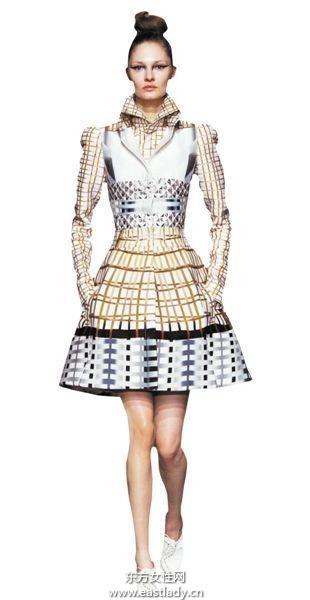 Miuccia Prada2013春夏女裝系列复古与经典并存