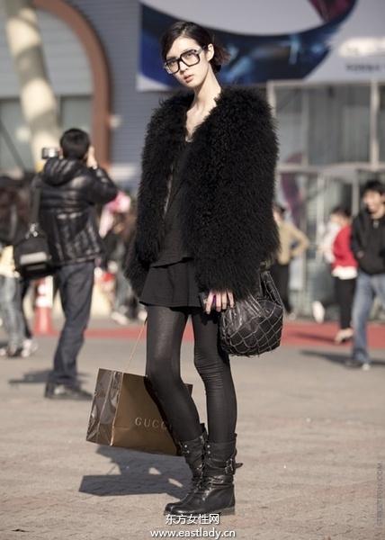 韩国2013年3月上旬街拍达人秀