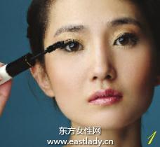 化妆四步骤打造立体感十足职业妆