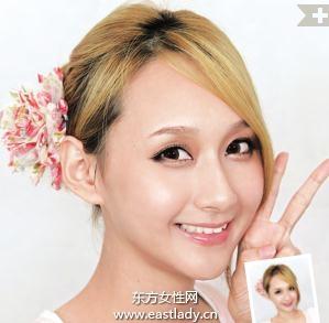 2013新款韩式发型高级又拉风