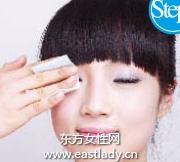 眼线的正确卸妆步骤图解