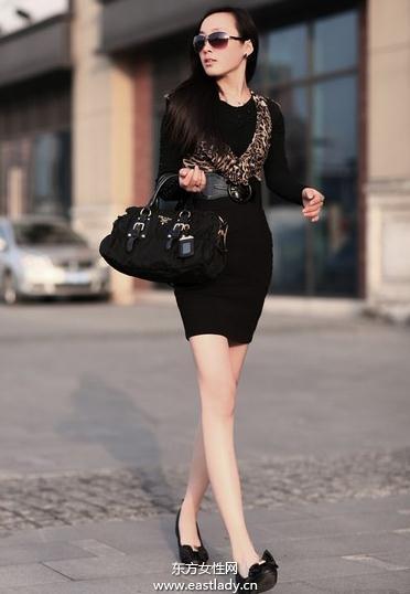 舒適時尚平底單鞋彰顯女性魅力