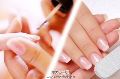 常見指甲甲形有哪些