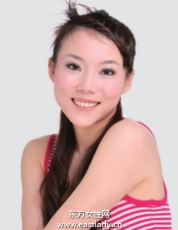 个性刘海发型 立体感强彰显帅气