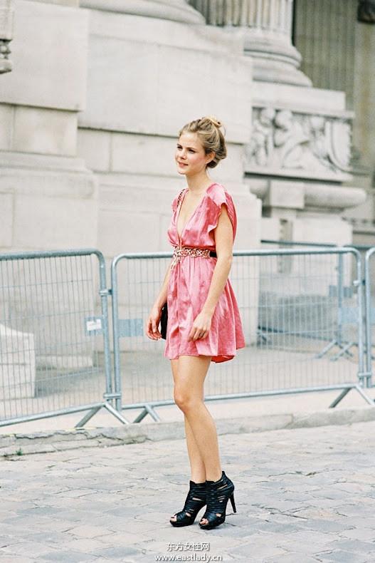 2013年6月9日欧美明星街拍秀