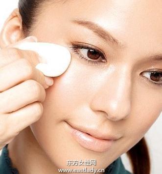 适合白领MM的快速补妆方法
