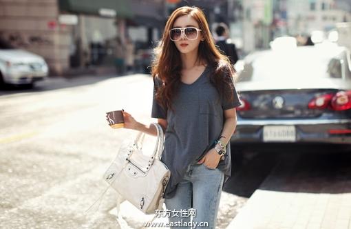 七月韩国潮人街头服装秀第一季