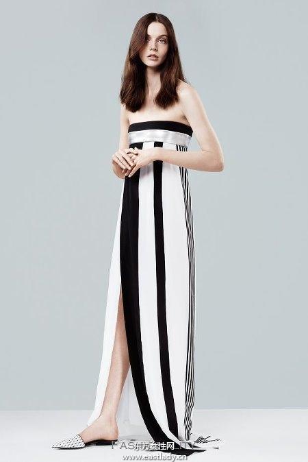Narciso Rodriguez(纳西索·罗德里格斯)2014服装新品发布