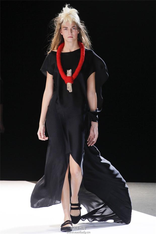 Yohji Yamamoto 2013春夏服装时尚大片