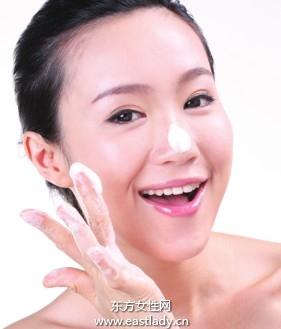洗脸并不是一件简单事