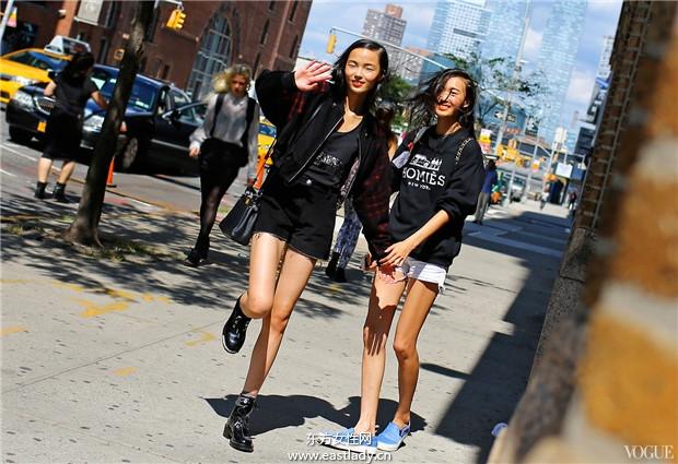 2013年9月份欧美街拍第十季