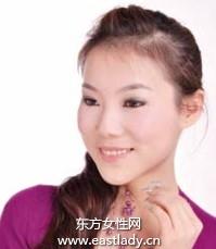 适合国庆出行的韩式蜈蚣辫发型设计