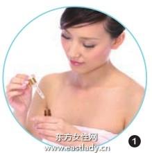 护肤4步骤解决老化肌肤