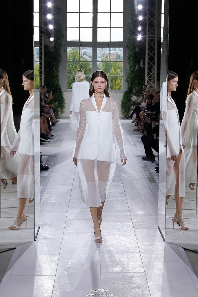 Balenciaga(巴黎世家)2014春夏流行服饰时尚大片