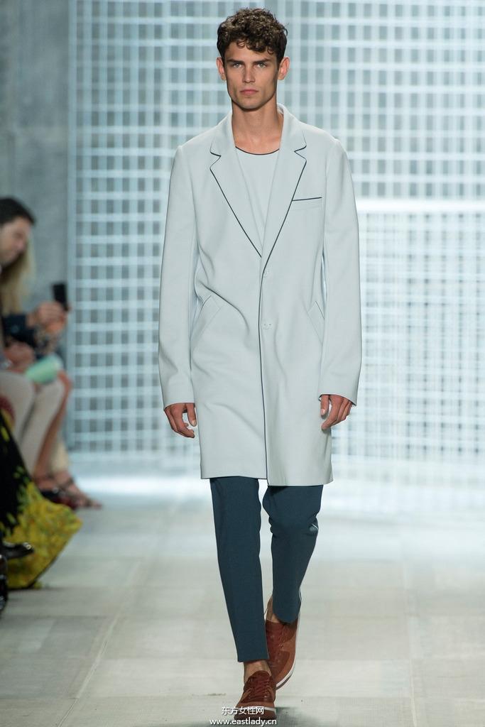 Lacoste(法国鳄鱼)2014春夏流行服饰时尚大片