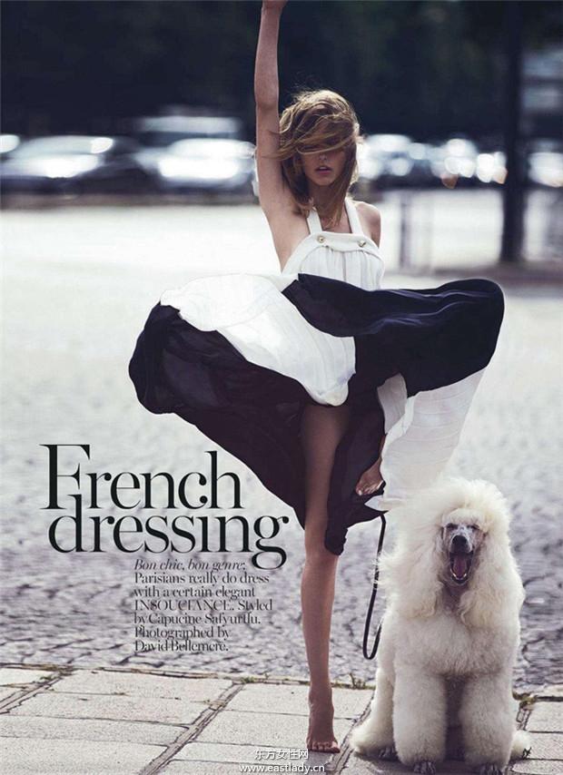 French Dressing《Vogue》2013年11月澳大利亚版