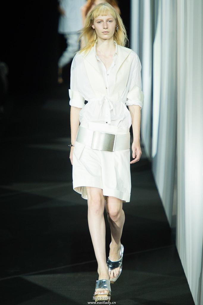 Acne Studios 2014春夏流行服饰时尚大片