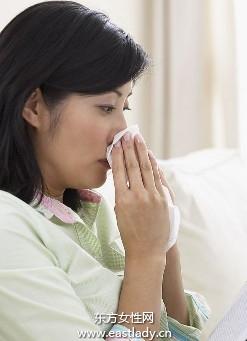 不用吃药治感冒的小偏方