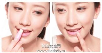 秋冬季节防止唇部干纹导致唇妆脱落
