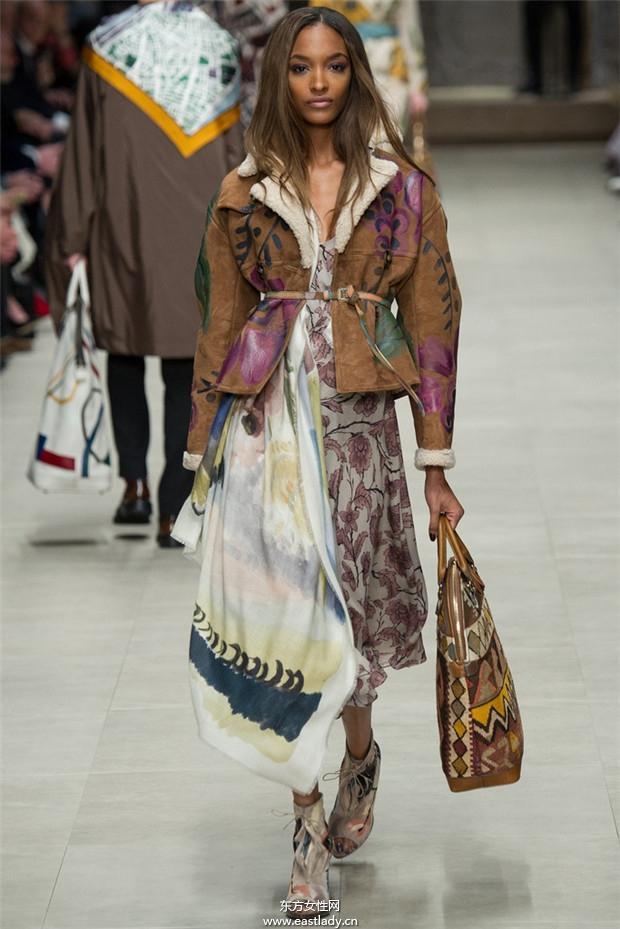 Burberry Prorsum伦敦时装周2014秋冬新品发布
