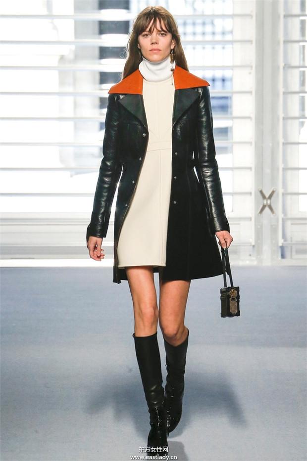 Louis Vuitton巴黎时装周2014秋冬新品发布