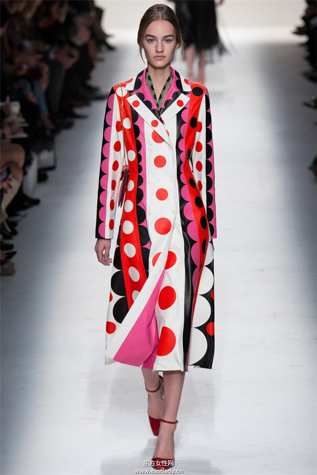 Valentino巴黎时装周2014秋冬新品发布