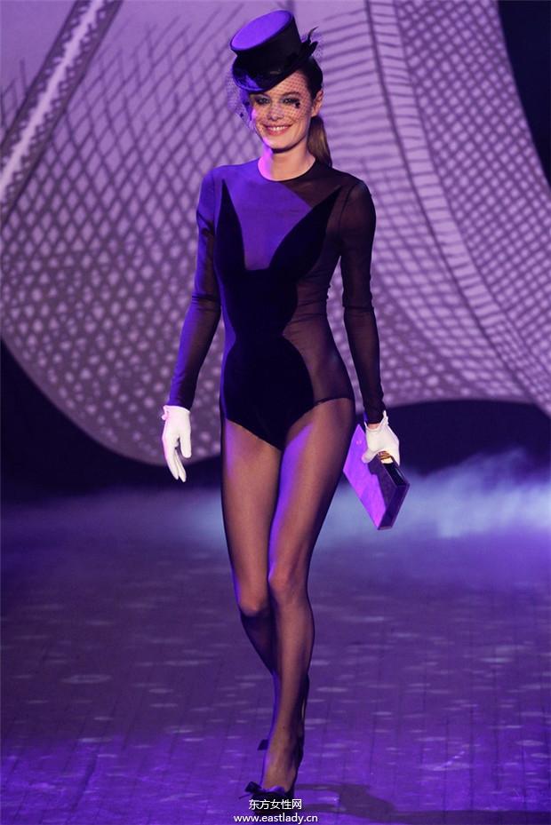 Olympia Le-Tan巴黎时装周2014秋冬新品发布