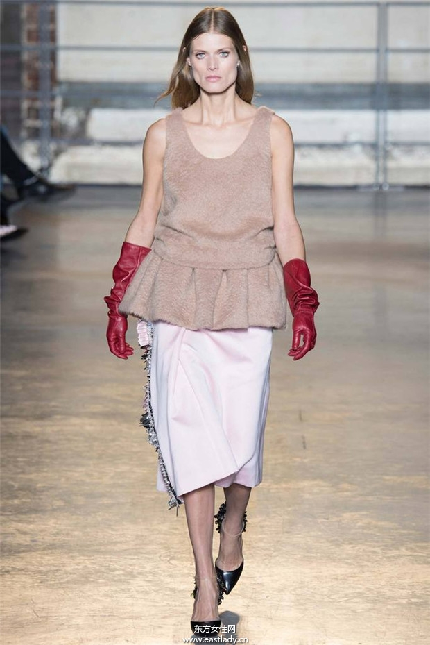 Rochas巴黎时装周2014秋冬新品发布