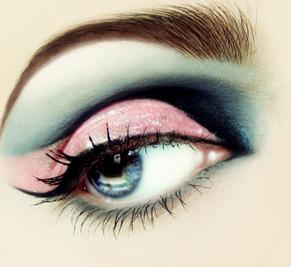 眼影画法所需要的基本功