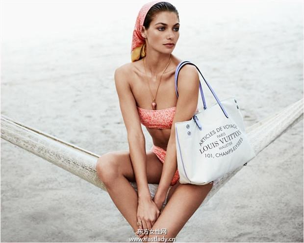Louis Vuitton 2014春夏时尚大片