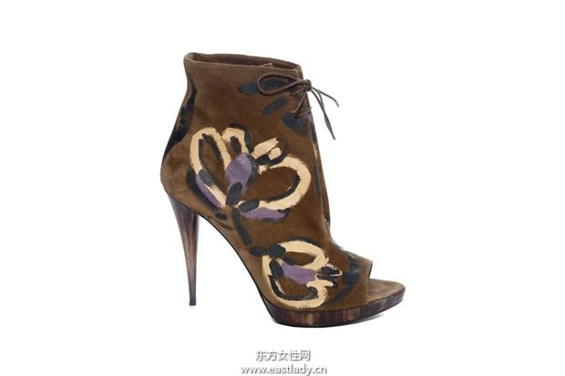 巴宝莉(Burberry)2014秋冬鞋包款式