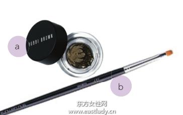 眼线膏提升眼妆融合度