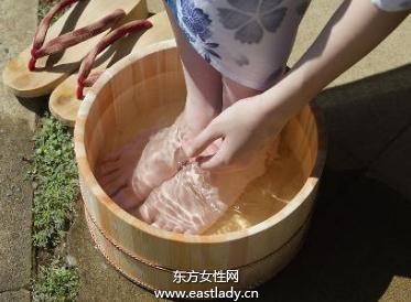 芥末水洗脚降血压