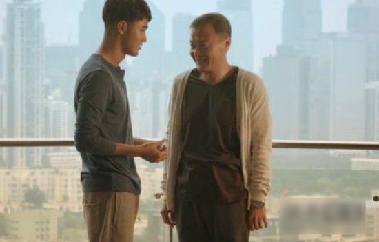 阮经天凭《给爸爸的照片》斩获最佳男主角