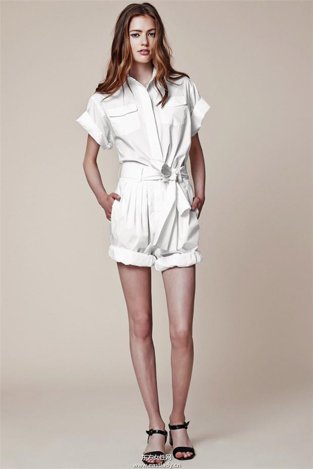 Jill Stuart 2015服装度假系列鉴赏