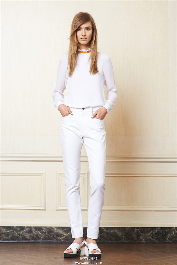Lisa Perry 2015服装度假系列鉴赏
