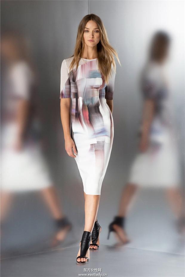 Elie Tahari 2015服装度假系列鉴赏