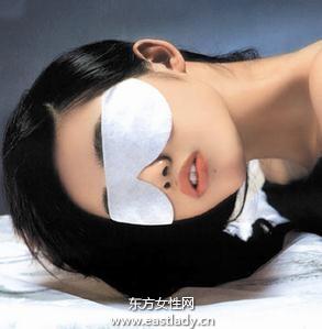 自制三款抗眼部细纹眼膜