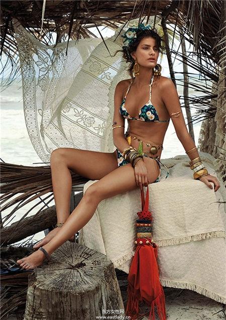 Morena Rosa 2015春夏泳衣系列发布