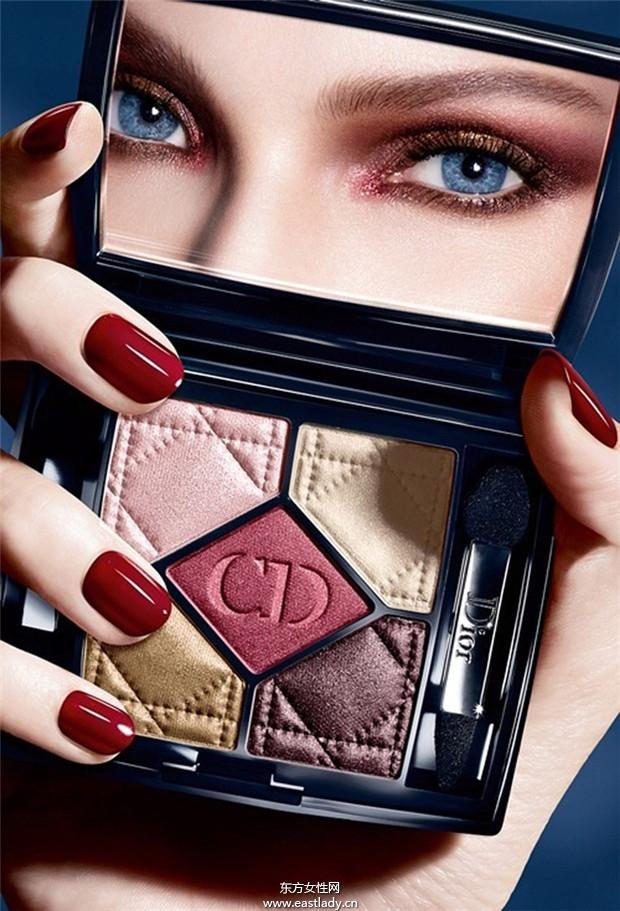 Dior Beauty 2014秋冬女装系列广告大片