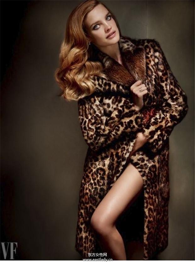 Natalia Vodianova《Vanity Fair》2014年9月版
