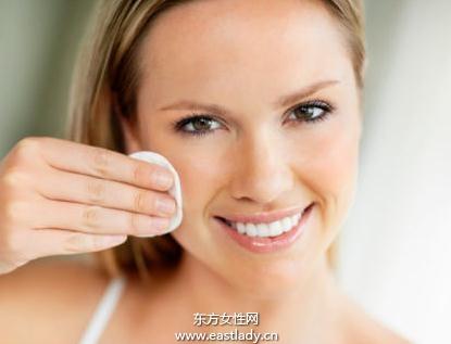 根据皮肤肤质来卸妆