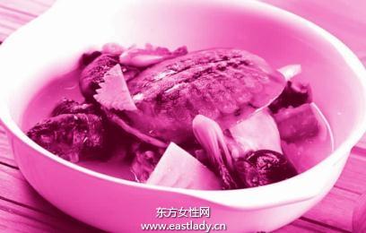 虫草大枣炖甲鱼的营养功效
