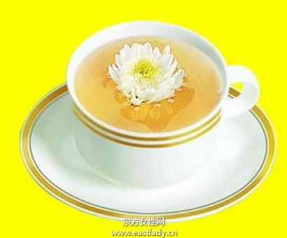 喝菊花茶的十大好处
