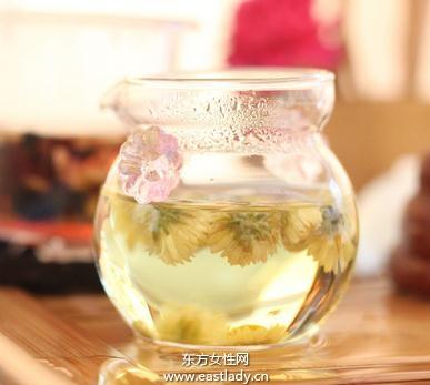 预防 悲秋 多喝茶
