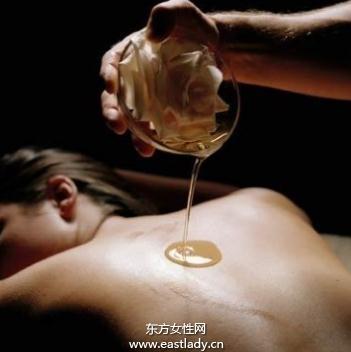 精油按摩让身体补充活力