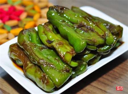 青椒怎么做好吃 青椒的做法大全